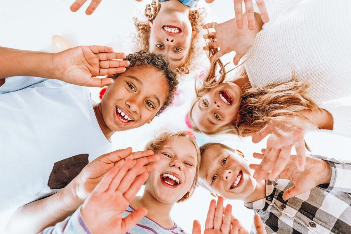 uczymy dzieci mówić po angielsku