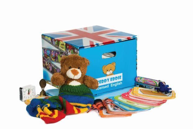 Teddy Eddie dla najmłodszych dzieci